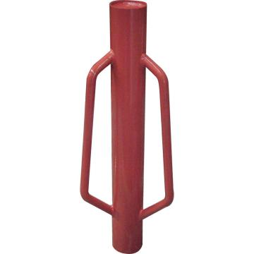 Steel Pipe Handvat Fence Post Driver