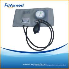 Sphygmomanomètre anéroïde de type qualité de palme de qualité supérieure Coffret en plastique de 65 mm Diamètre