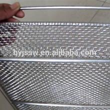 Panier d'armoire de désinfection en acier inoxydable 304