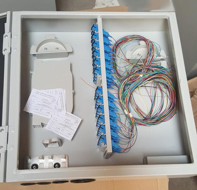 Wall Mounted Fiber Patch Panel