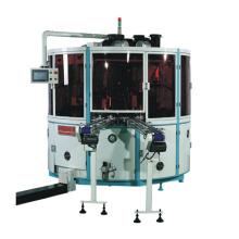 Impressora automática entre tela de UV para garrafas
