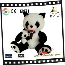 Plush Panda Family Toy