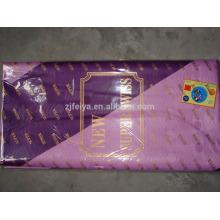 Abaya damask shadda 10 yards/bag jacquard African fabric polyester African prints textiles