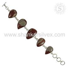 New Lustrous Larimar Edelstein Armband 925 Sterling Silber Schmuck Handgefertigte Indian Online Schmuck
