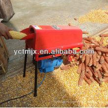 Mini electric motor corn sheller
