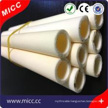 MICC 30mm long 6mm inner diameter one hole ceramic rod insulator