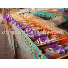 JCH475 rolo colorido da telha que dá forma à máquina