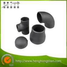 Bout de carbone acier tube raccord pour tuyau