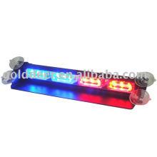 LED aviso luz de parabrisas con visera (SL332-SV)