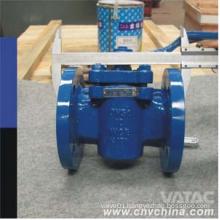 Flanged Cast Steel Sleeve Type Plug Valve (X43F)