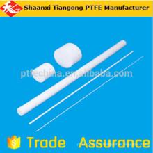 Le fabricant et le fournisseur fournissent des tiges PTFE extrudées / barres en téflon