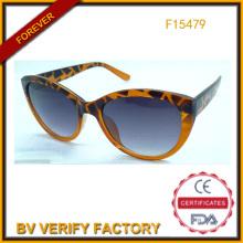 Handel Versicherung Cat Eye Sonnenbrillen für Frauen (F15479)