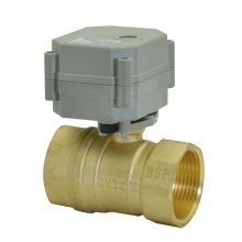1 -1 / 4''230V Actionneur électrique Vanne à bille en laiton (T32-B2-C)