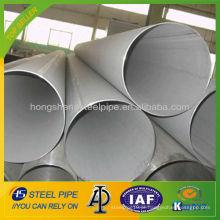 Tubo de solda ERW em aço inoxidável