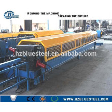 Metal Downpipe Roll Forming Machine, New Style Forming Device For Downpipe And Bender, Aluminium Downpipe Roll Forming Machine