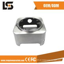 Espremedor industrial para maçãs com alumínio Die Casting Shell