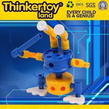 Thinkertoyland 3+ Children DIY Free Build Toy Robot