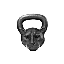 26 LB Panther Animal Rosto Kettlebell