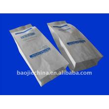 Doble bolsa de papel de esterilización