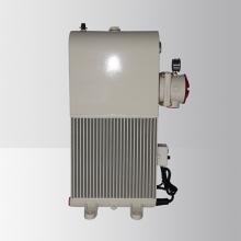 Brazed Aluminum Heat Exchanger with DC Motor Fan