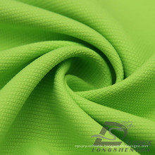 Water & Wind-Resistant Outdoor Sportswear Down Jacket Woven Honeycomb Jacquard 100% Polyester Pongee Fabric (E060)