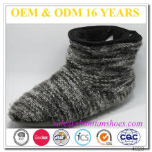 2016 high quality warm indoor woman boot