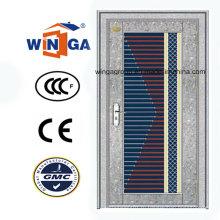 Солнцезащитный серебряный цвет с стеклянной дверцей из нержавеющей стали (W-GH-12)