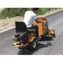 price of ride on road line marking machine