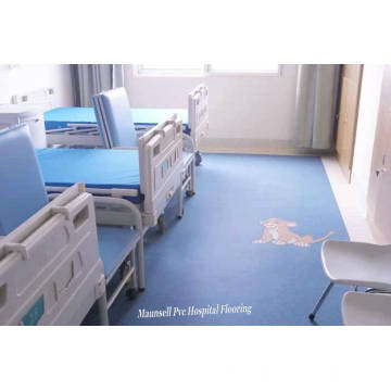 Professional Homogeneous PVC Medical Floor