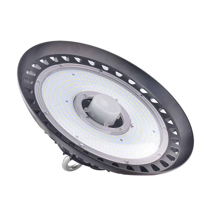200W high bay led industrial light with sensor-1