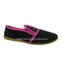 China Mulheres Outsole PVC Injeção Walking Shoes (J2610-L)