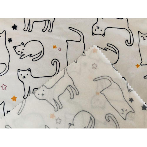 POPULAR CUTE CAT DESIGN JERSEY