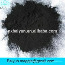 Sugar Decoloring 1000mg / g Iodine Value Wood Based Carbon activado