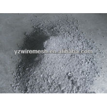 Revêtement en poudre d'aluminium à libération de gaz pour béton