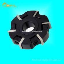 BFL- Solid Carbide Face Mill Cutter