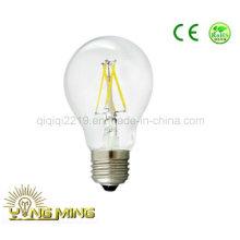 3W 2200k A60 LED Filament Bulb