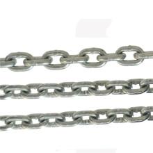 Eslabón giratorio de elevación del eslabón giratorio de cadena de eslabones de acero inoxidable g43 de 10 mm de fabricante de alta calidad