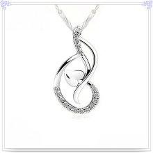 Joyería de plata de la joyería de la manera Collar de la joyería de la plata esterlina 925 (NC0058)