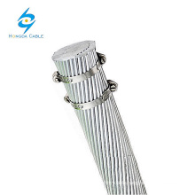 Bare ACSR Cable Aluminum Conductor 120mm2