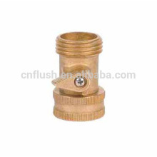 Válvula unidireccional de latón de la venta caliente de alta calidad