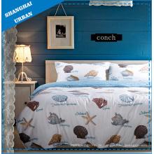 Conch Baumwollbettwäsche Set Bettbezug