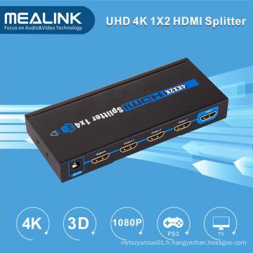 Prix usine 4k 1X4 HDMI Splitter (4K, 3D, 1080P)