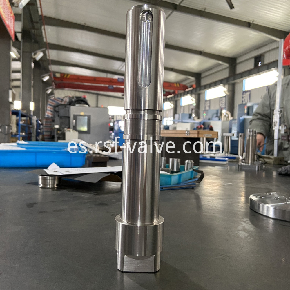 Ball Valve Shaft 1