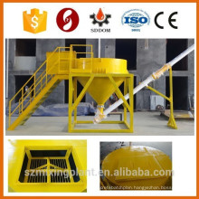 Big bag type cement silo design for export