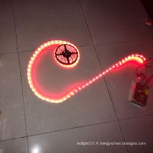 Feu de phare néon à LED imperméable à haute luminosité