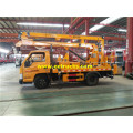 12m Two Arms Telescopic Aerial Lift Vehicles