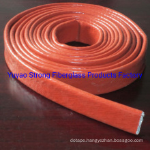 Silicone Coated Fiber Glass Sleeves