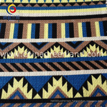 Cotton Linen Printed National Fabric for Garment Textile (GLLML105)