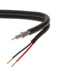 Composite Coaxial cable RG59 + 2 x 0.75mm2 + 10 x 0.5mm2 custom cables