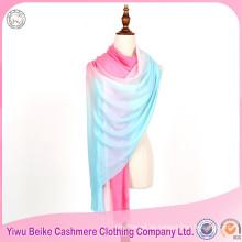 Neue Produkte besonderes Design großen quadratischen Wolle Schal